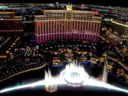 En Las Vegas, no todo se hace por dinero