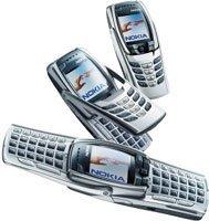 El Nokia 6820 con correo electrónico de Blackberry