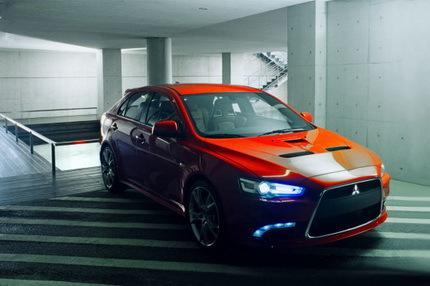 Mitsubishi Lancer Prototype-S Concept