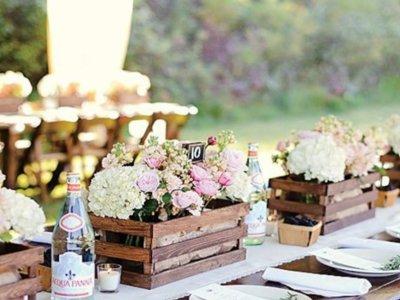 Las mejores mesas para las fiestas del fin del verano