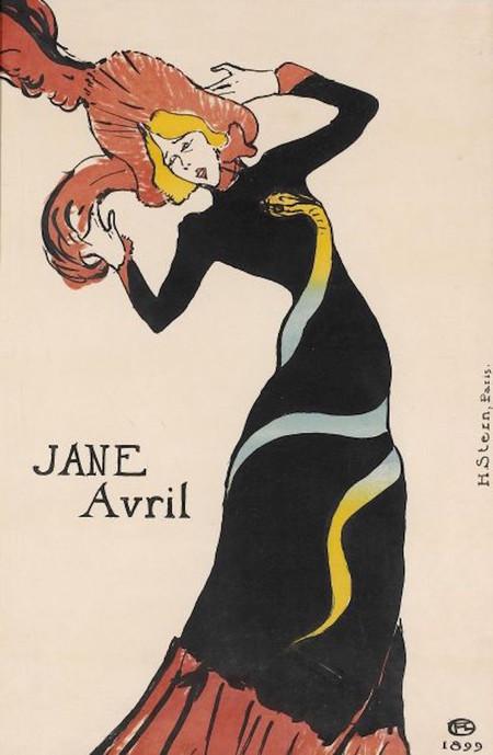 Cache Toulouselautrec Janeavril 1899 415x0