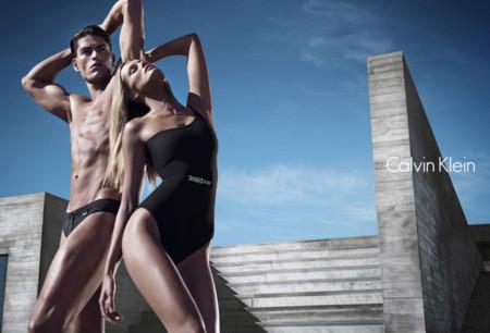 Calvin Klein White Label Primavera-Verano 2014
