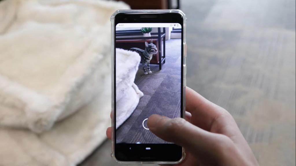 Móviles capaces de detectar objetos 3D en tiempo real: Google lo hace posible a través de su IA