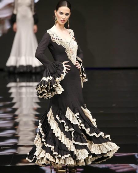 Vestidos De Flamenca Aurora Gavino