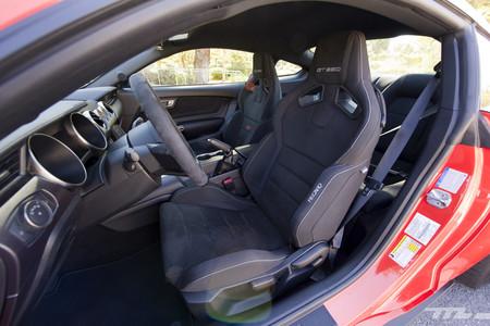 Ford Mustang Shelby GT350, prueba