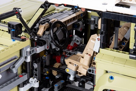 Land Rover Defender Lego 3
