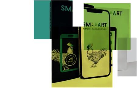 SMAAART llega a España: teléfonos móviles reacondicionados con dos años de garantía e importantes rebajas