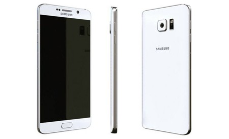 Galaxy Note 5 Render 1