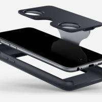 Figment VR: una carcasa para iPhone que también funciona como visor de realidad virtual