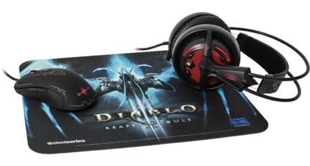 Diablo III 'Reaper of Souls' llegará con el séquito de periféricos que esperábamos