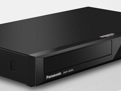 La gama media-baja de reproductores Blu-ray UHD de Panasonic llega a Europa