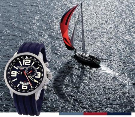 Relojes náuticos X-Plorer de Neckmarine