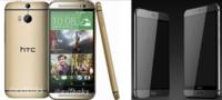 HTC One M9: nuevo diseño con el cristal como protagonista