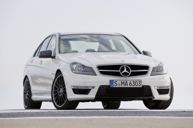 C63 AMG Performance Package