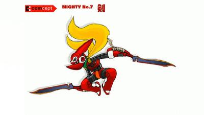 Mighty N° 9 revela al jefe Mighty N° 7