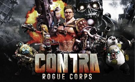 Hemos jugado a Contra: Rogue Corps, acción a raudales con un cambio de perspectiva que esta vez no le ha sentado nada mal