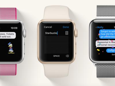 WatchOS 3: El día que estrené Apple Watch... sin comprar uno nuevo