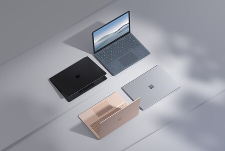 Microsoft Surface Laptop 4 Oficial Diseno Caracteristicas