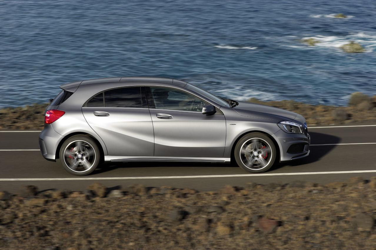 Foto de Mercedes-Benz Clase A 2012 (37/67)