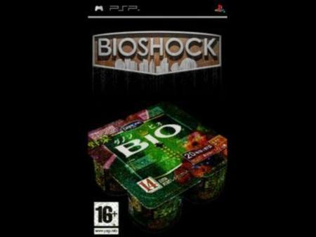 Imagen de la semana: BioShock PSP Edition