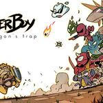 Wonder Boy: The Dragon's Trap muestra un nuevo gameplay y su cambio entre HD y 8 bits