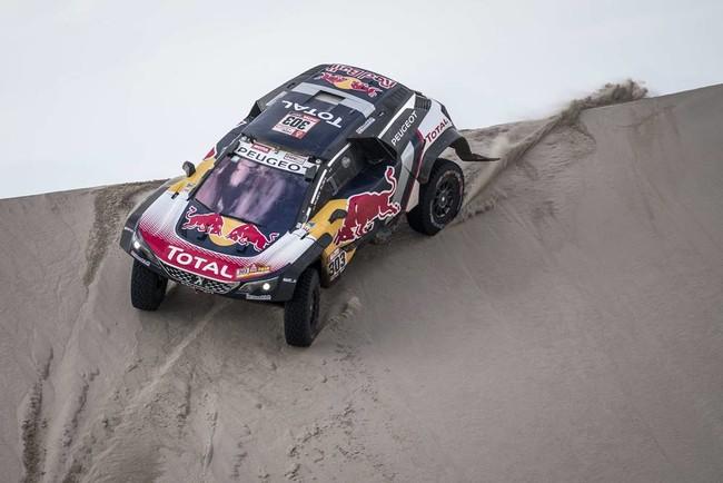 El Dakar recula y le devuelve a Sainz los 10 minutos. Los datos tumban al afán de protagonismo