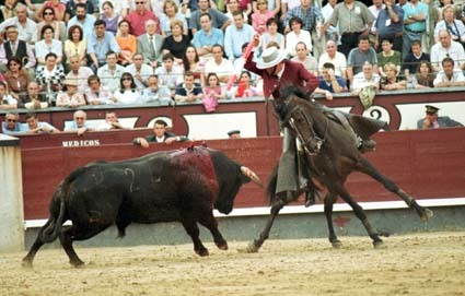¿Acabarán los toros como el boxeo?