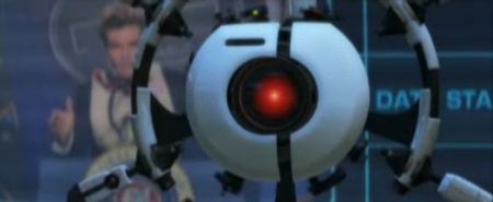 Wall-e y su propio Hal