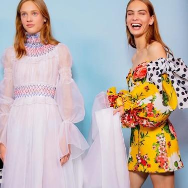 Carolina Herrera tiene muy rebajadas todas estas prendas estilosas con el poder de hacerte el look de invitada (o el de novia)