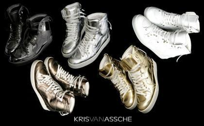 Kriss Van Assche nos enamora con las sneaker de su marca homónima