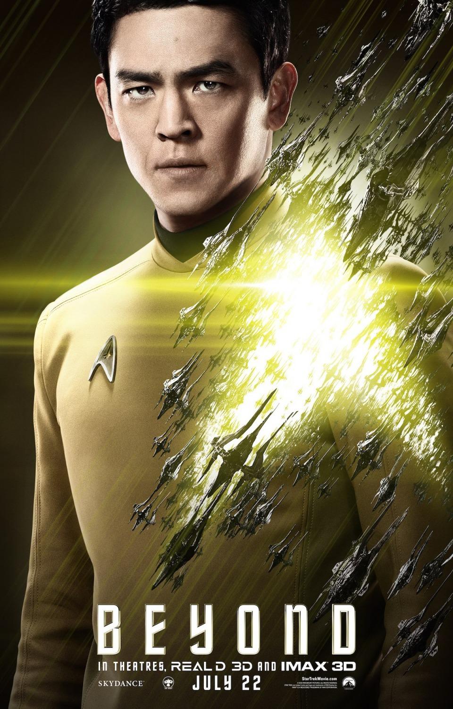 Foto de 'Star Trek: Más allá', nuevos carteles de los protagonistas (9/9)