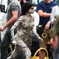 'La Momia', primeras fotos de Sofia Boutella como el monstruo en el reboot con Tom Cruise
