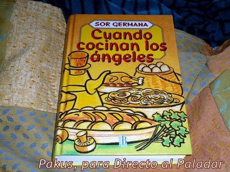 Cuando cocinan los ángeles. Libro