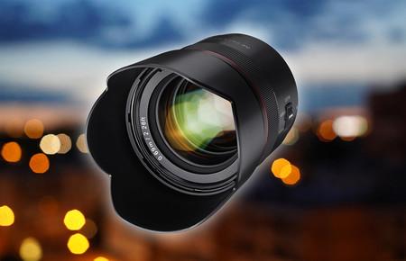 Samyang AF 75mm F1.8 FE, nueva óptica ideal para retratos para los usuarios de mirrorless Sony E de formato completo