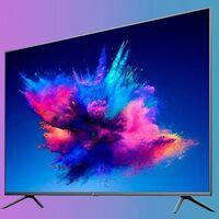 """Compra la Xiaomi Mi TV 4S de 65"""" a precio de coste en Media Markt: un smart TV 4K con Android TV y Chromecast por menos de 500 euros"""