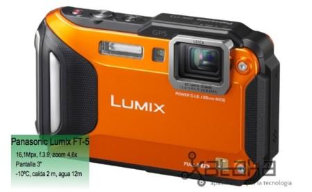 Lumix FT-5