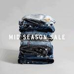 Ahorra un 50% en Levi's con las Mid Season Sales en todo tipo de prendas: vaqueros, cazadoras, camisetas y más