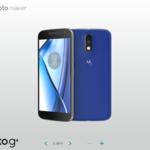 Ya puedes comprar el Moto G4 y Moto G4 Plus en Moto Maker