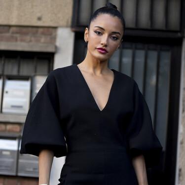 Cómo combinar un vestido negro en verano: cinco ideas de looks y outfits para sacar el máximo partido