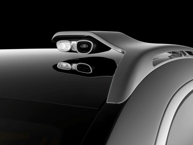 Foto de Mercedes GLA Concept (4/7)