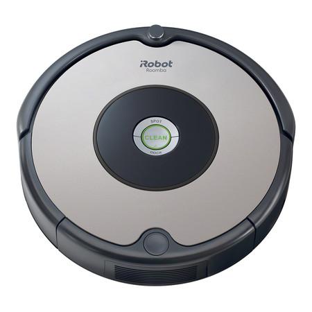 El robot aspirador iRobot Roomba 604 en oferta con los Tecnoprecios de El Corte Inglés