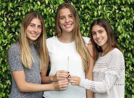 Tres adolescentes crean un método para detectar drogas que podrían facilitar una violación