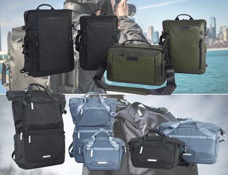 Vanguard VEO SELECT y FLEX, nuevas mochilas y bolsas de hombro que siguen apostando por el estilo