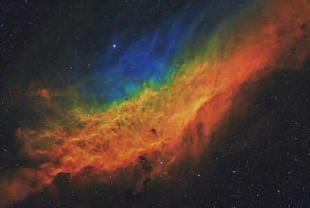 Terry Hancock (Reino Unido) California Dreamin' NGC 1499