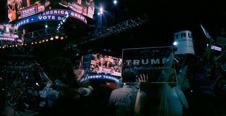 Trump In Dunk 12