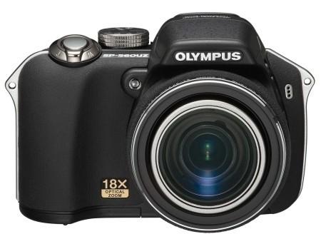 Olympus SP-560, con zoom 18x