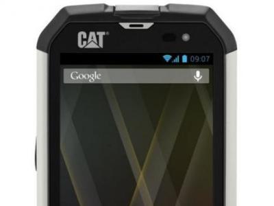 Los smartphone todoterreno Caterpillar B15 se ponen a la venta