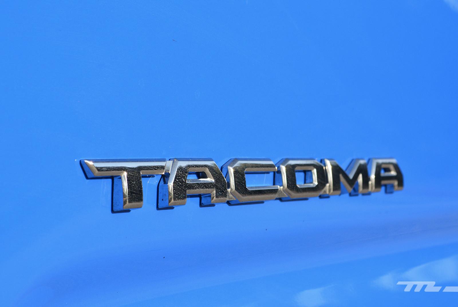 Foto de Toyota Tacoma 2020 (prueba) (17/29)