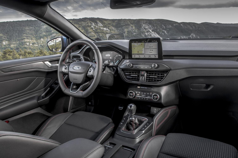 Foto de Ford Focus 2018, toma de contacto (36/204)