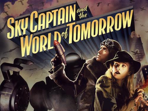 La fotografía en el cine: Sky Captain y el mundo del mañana